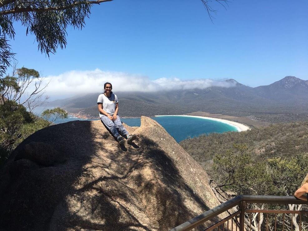 A trip to Tasmania