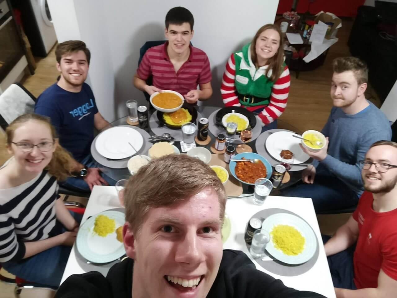 I didn't get my first choice for university accommodation, and it all worked out