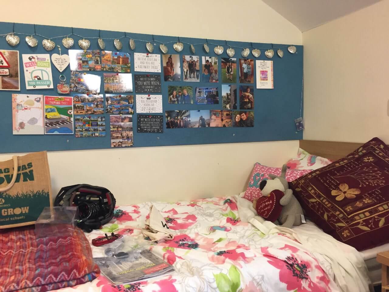 my Sherborne room