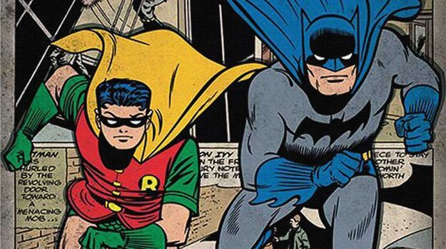 Batman and Robin or the Student Mentoring Scheme