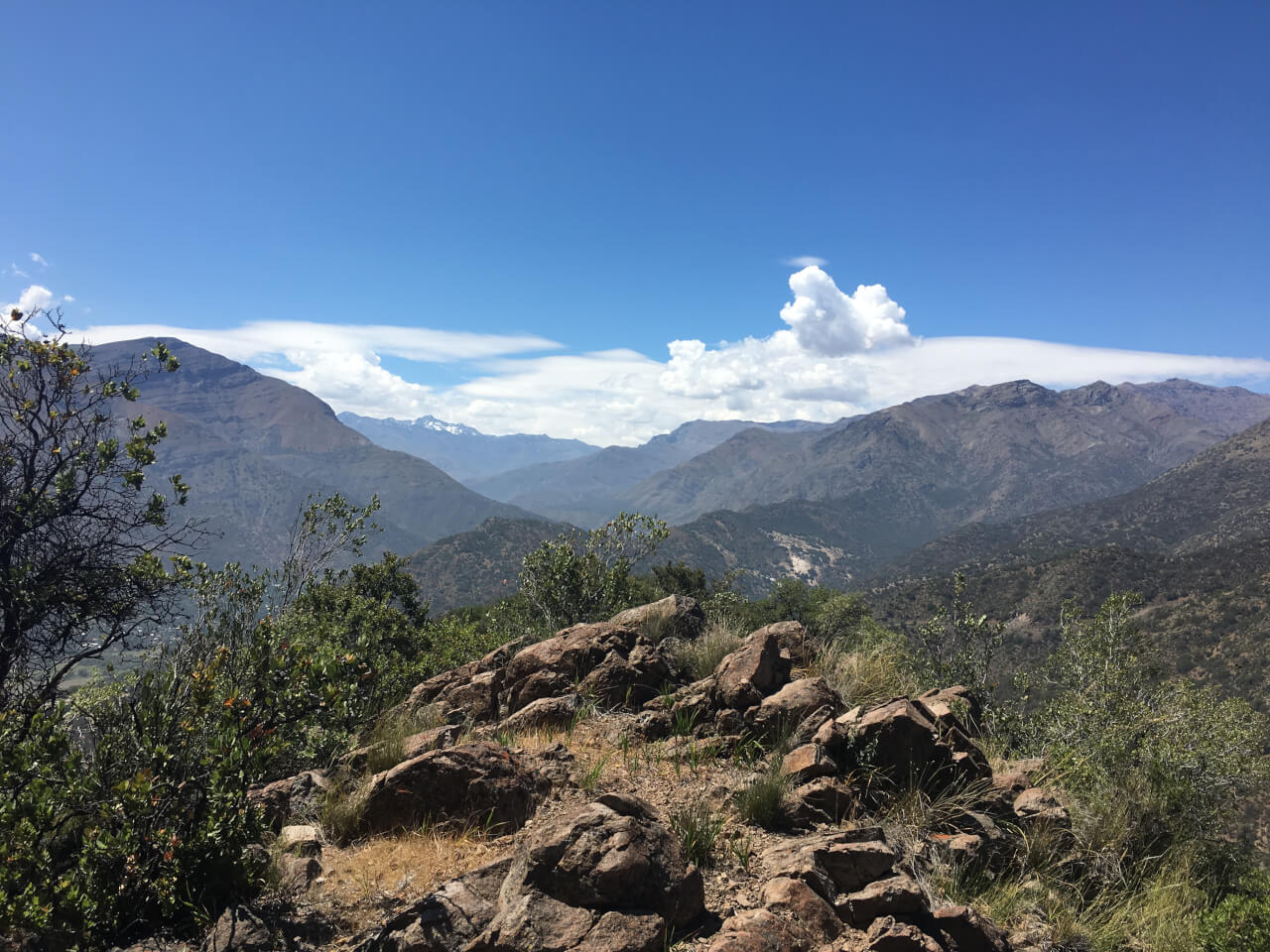 A Week in Chile