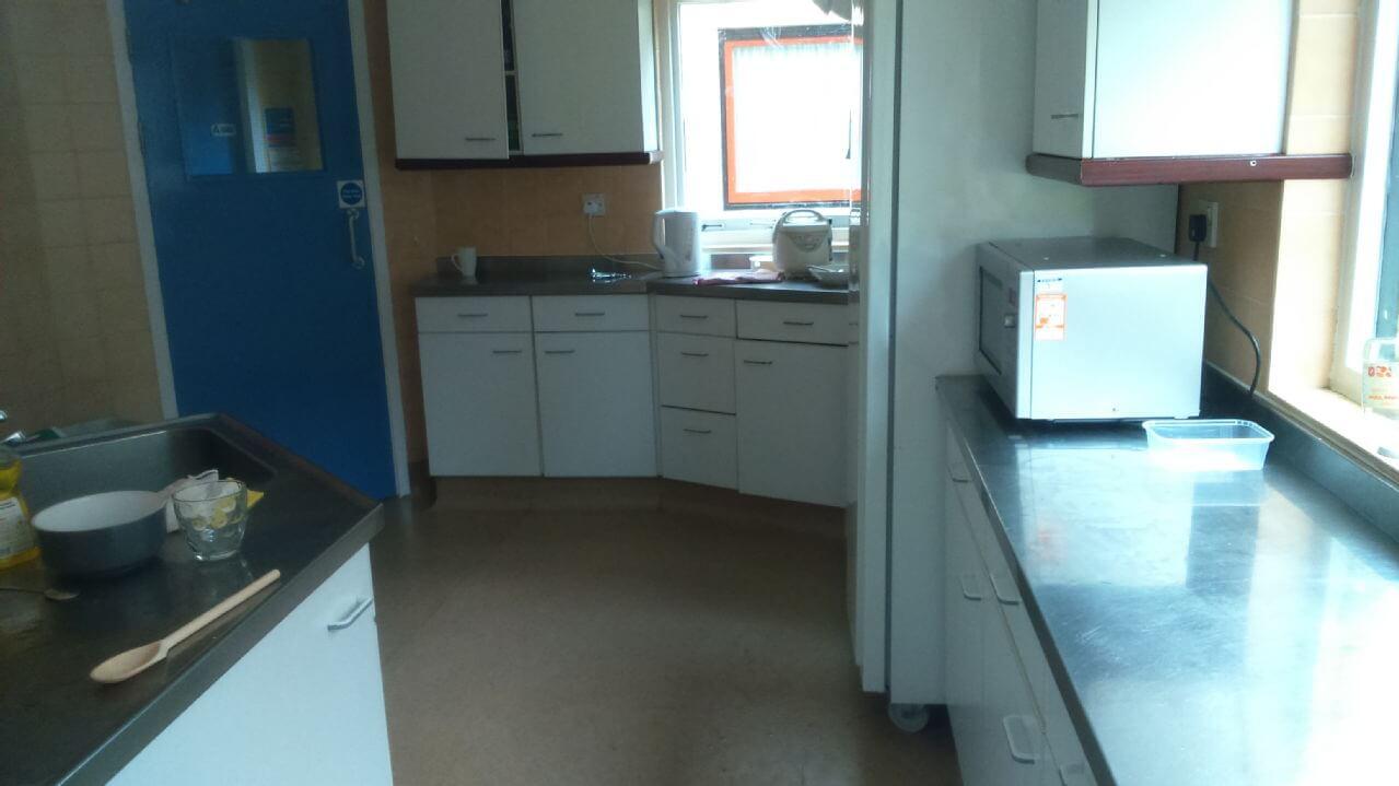 Whitefields kitchen