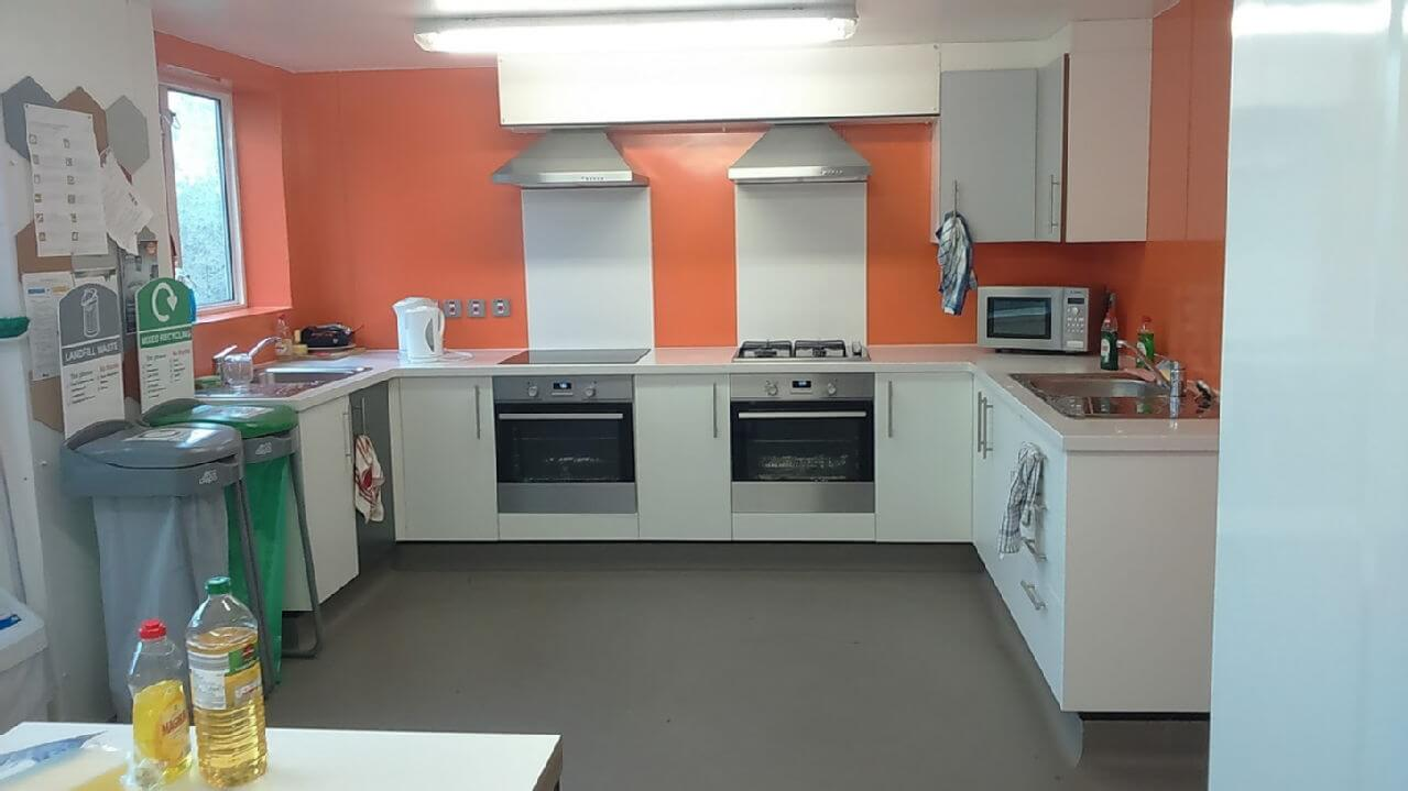 Cryfield kitchen