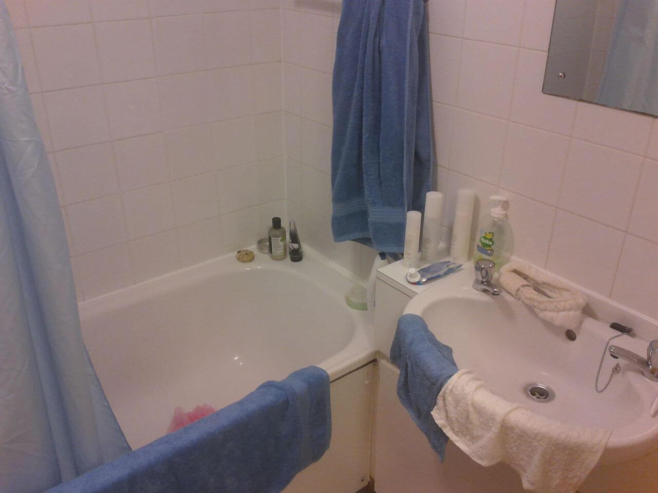 AV Bathroom 1
