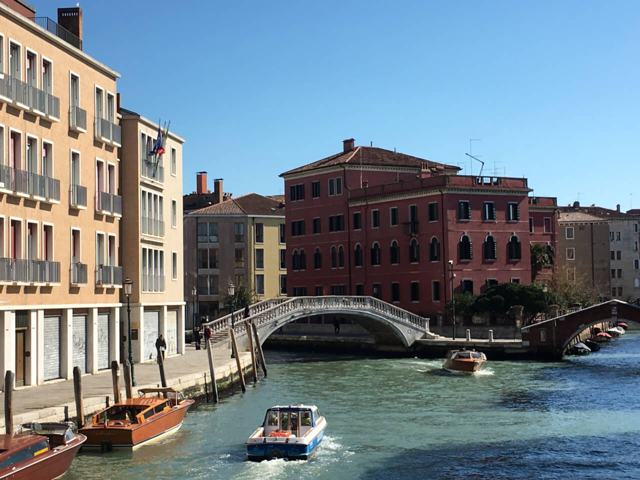 A Warwick Reunion in Venice