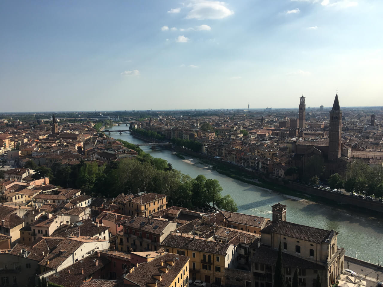 In fair Verona (& Padova) where we lay our scene: Travels in the Veneto