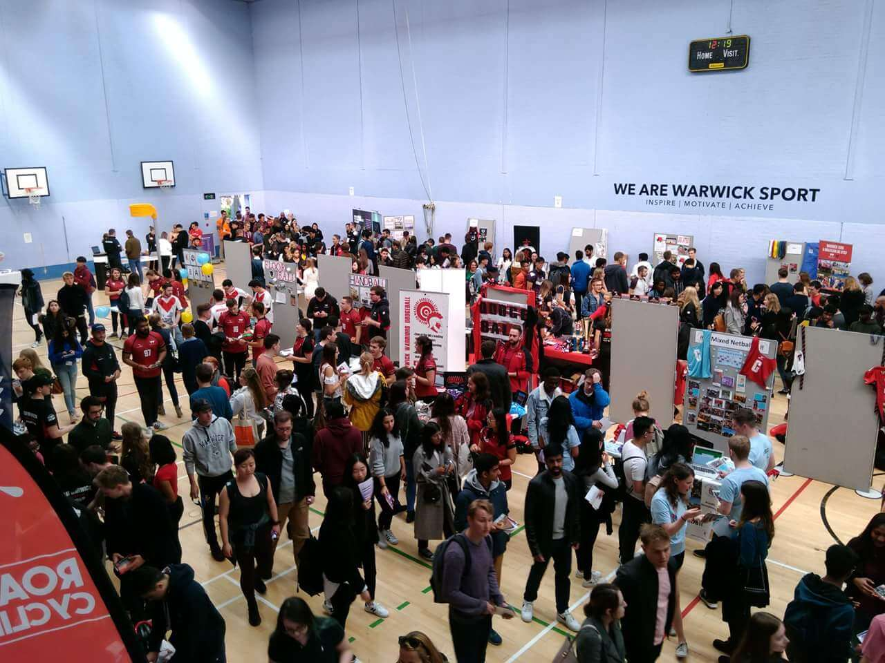 Sports Clubs, Societies and Volunteering Opportunities: Where to Begin?