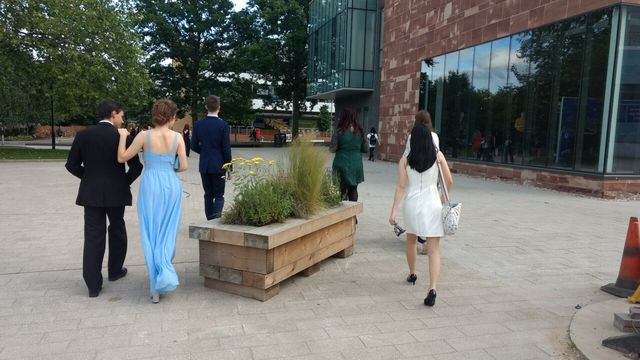 Graduation ball, moving out, goodbyes: June on campus