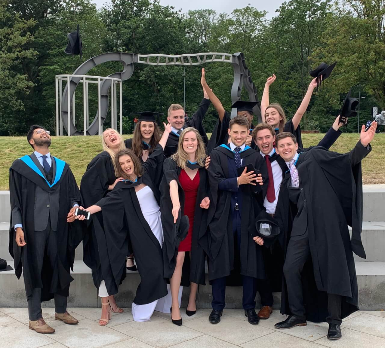 Graduation aka my last day at Warwick & last blog post