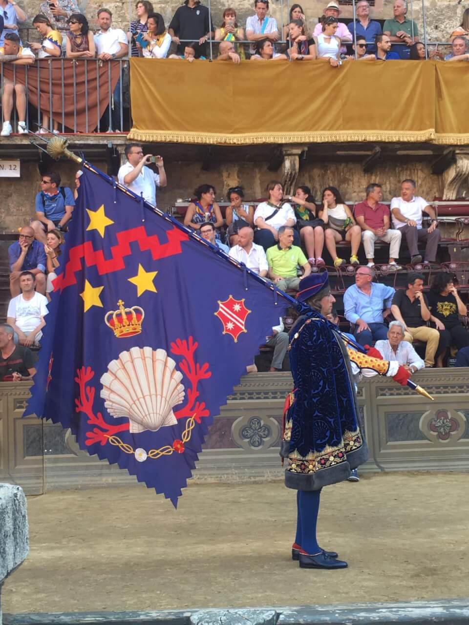 Horsing Around in Tights: The Palio Part 2