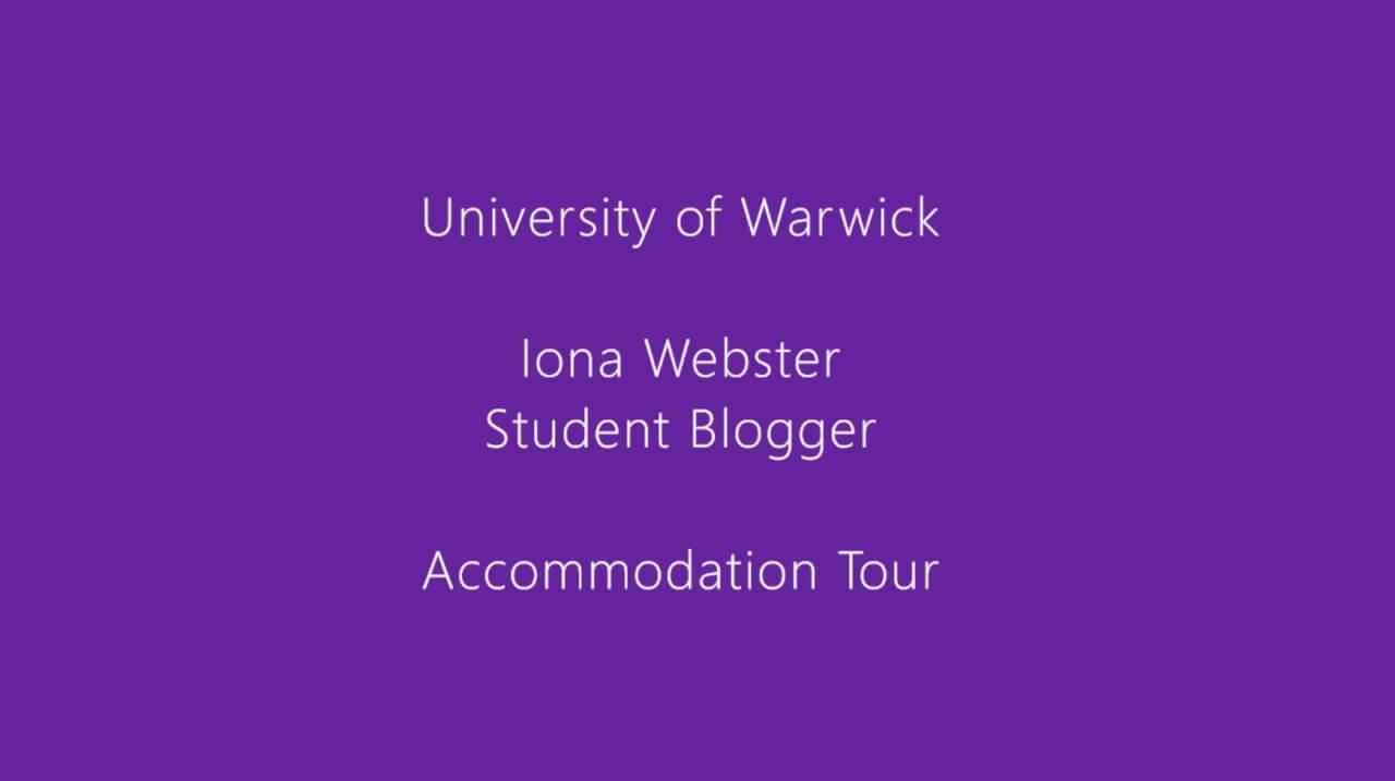 VLOG: Whistlestop Accommodation Tour