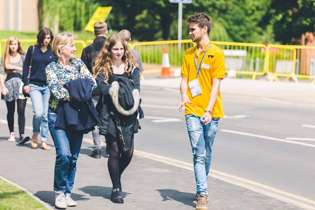 Want to do something at university and get some extra dosh? Be a Student Ambassador!