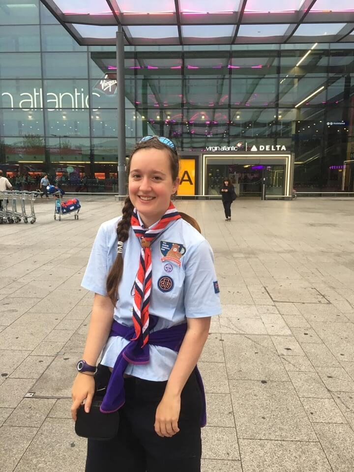 Guides, Scouts and Volunteering