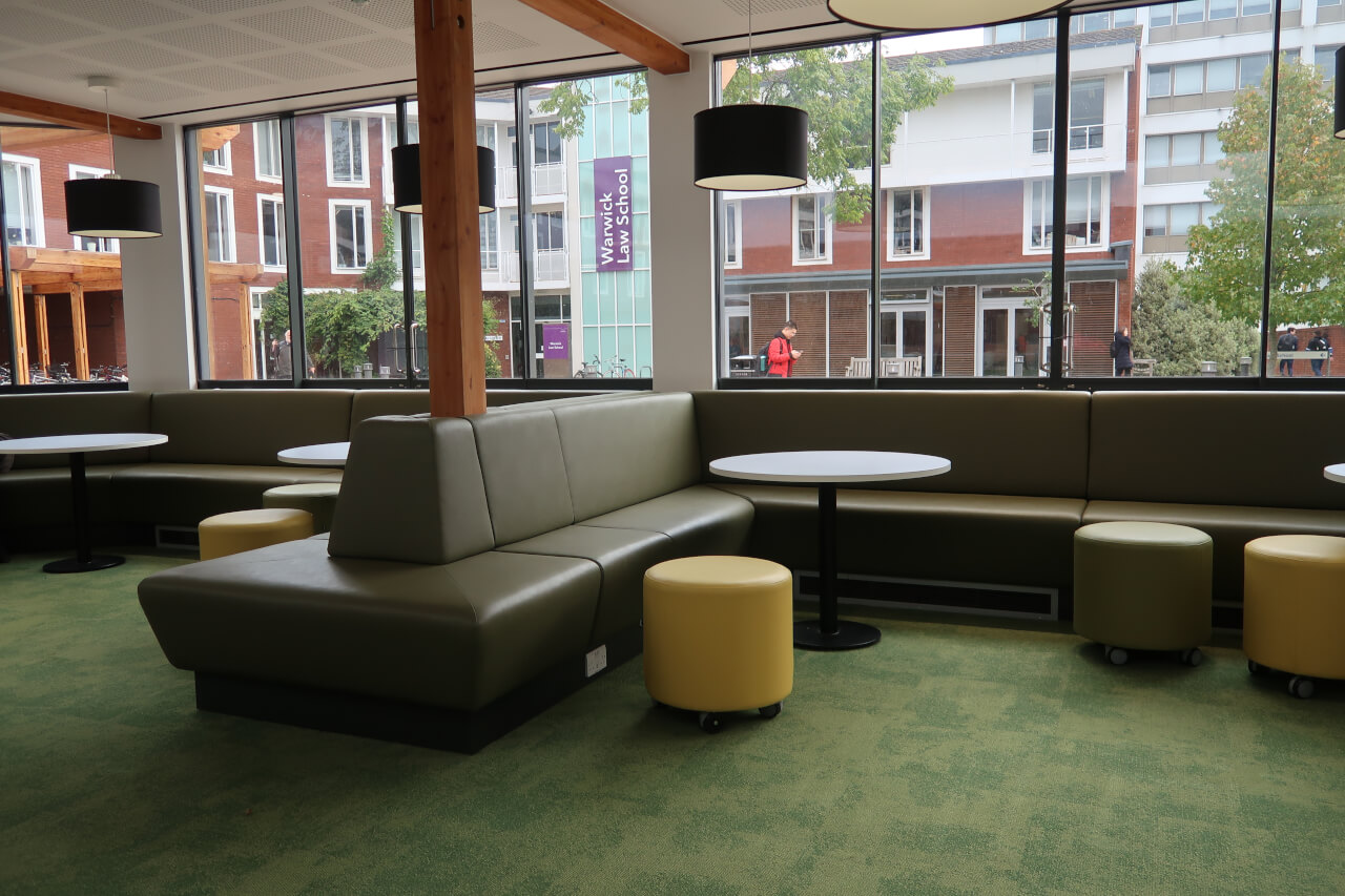 Transforming the Ramphal and the Social Sciences building