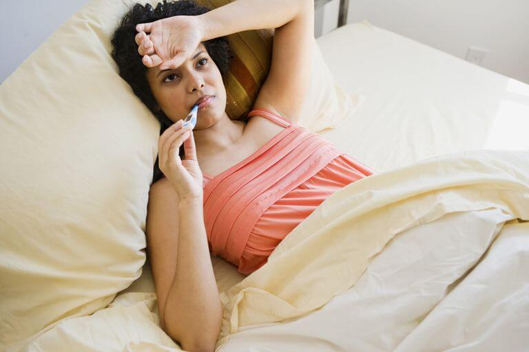 A Fever you CAN Sweat Out: Everything you need to know about Fresher's Flu