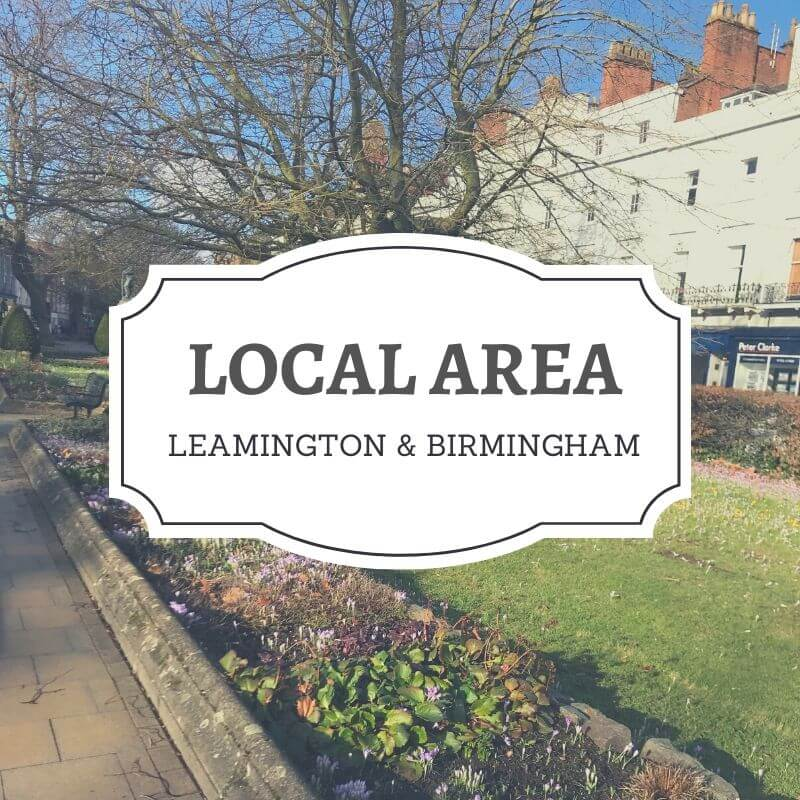 Get to know the local area!