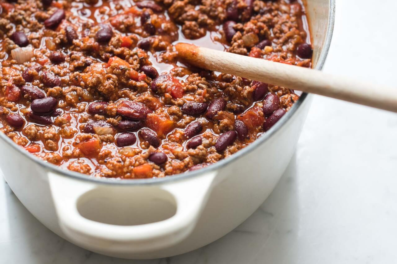 Chilli con Carne: a simple how and why