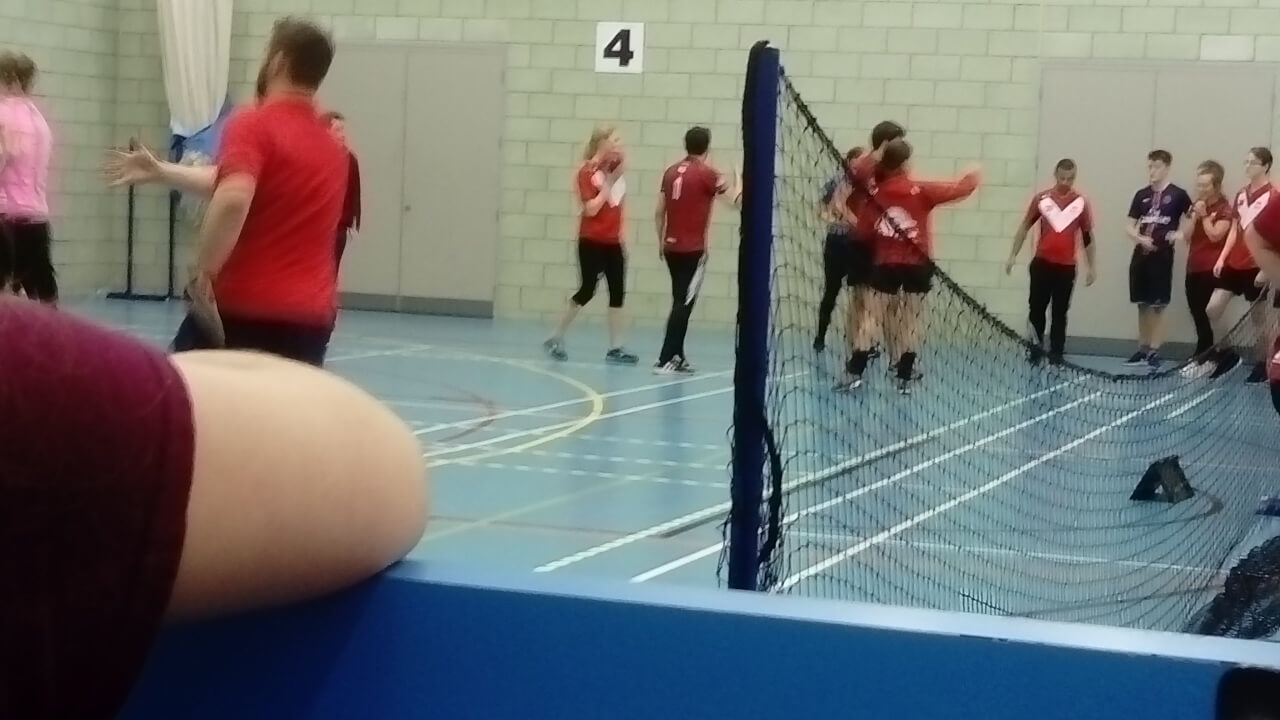 Playing sport at Uni