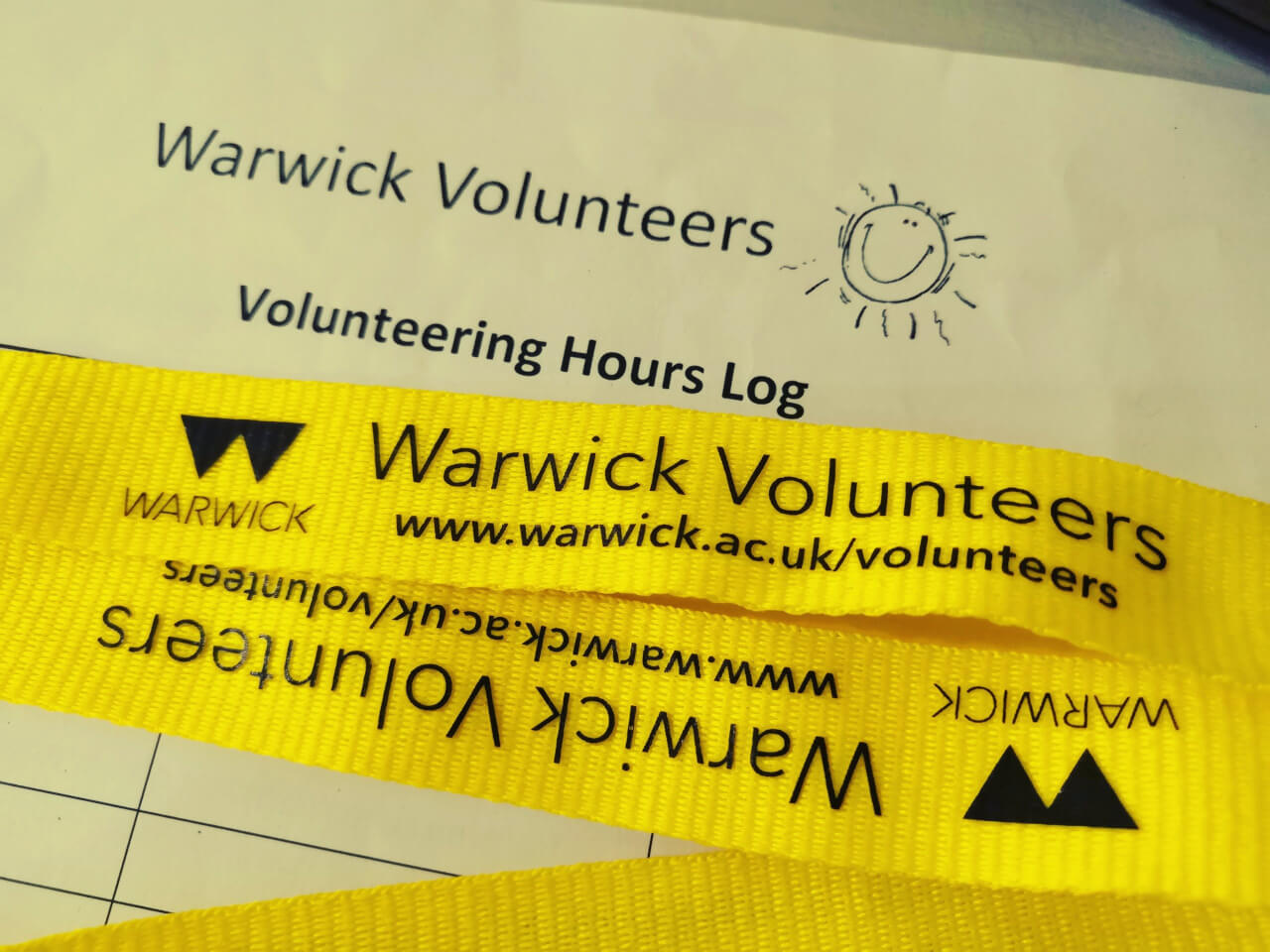 Societies Not Working Out? Volunteer!