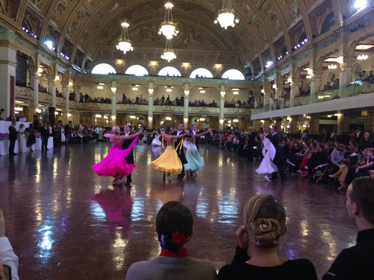 Latin and Ballroom Nationals 2020 – PART 2