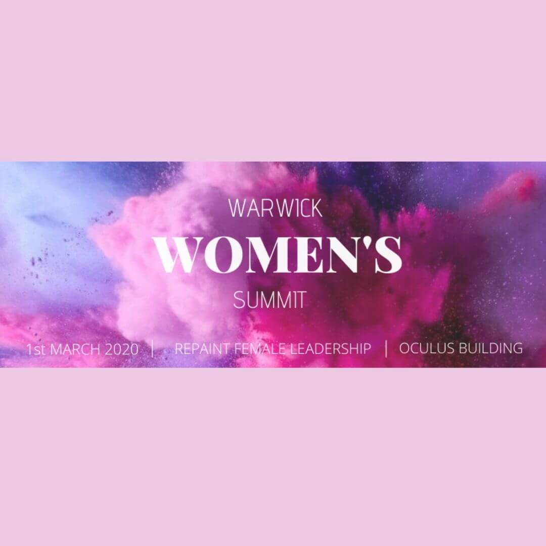 Warwick Women's Summit 2020 – an amazing event!