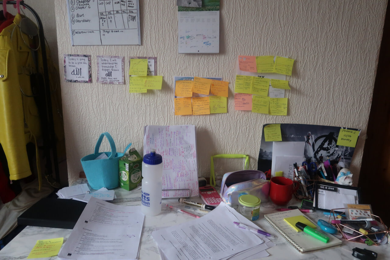 Tips on Staying Sane during Exam Revision in a Pandemic