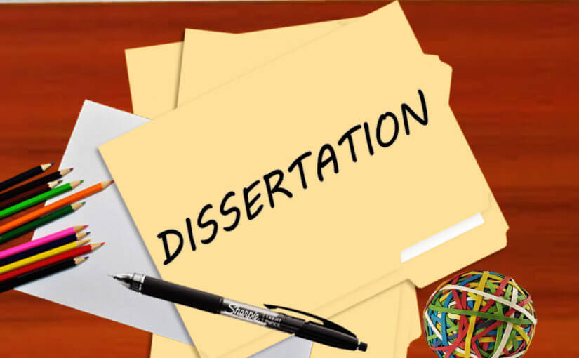 Is doing a dissertation necessary?