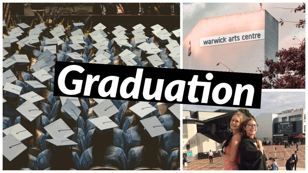 I'm Graduating Tomorrow! This is where I'm at.
