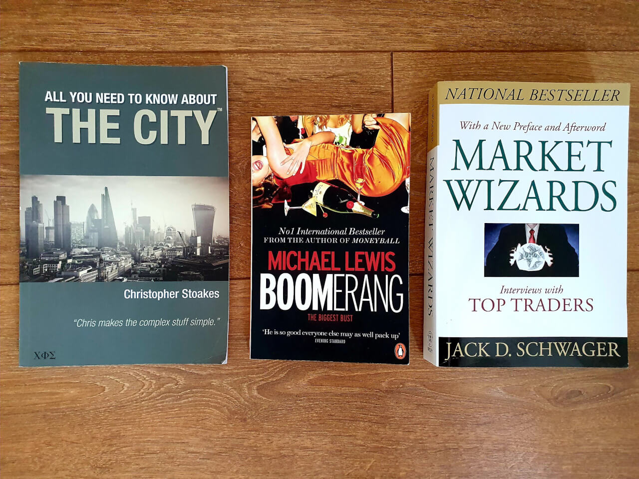 3 Must-Reads for Aspiring Traders and Investment Bankers