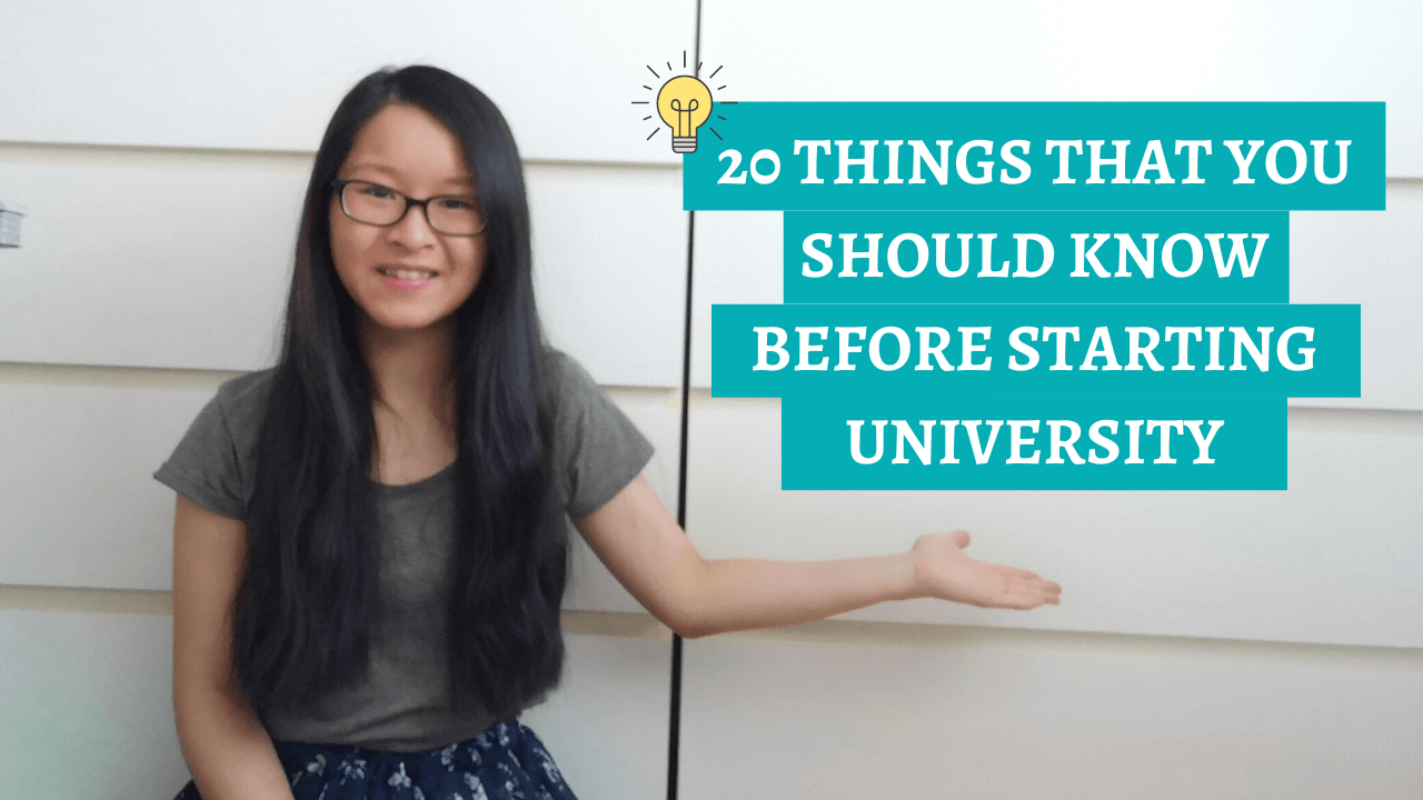 20 Things You Should Know Before Starting University
