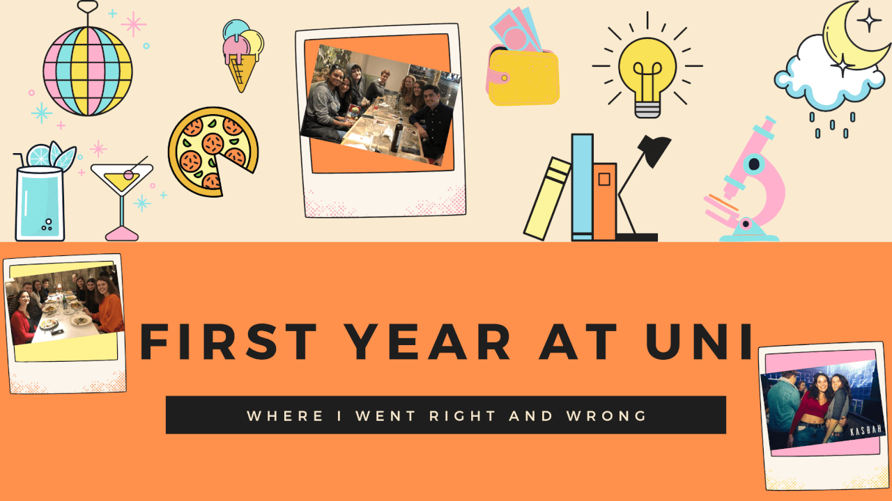 First Year – Where I went wrong, and where I went right.