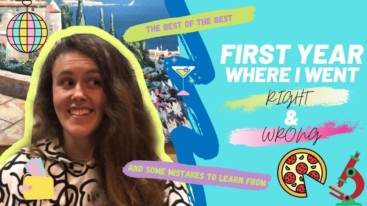 First Year, Rights and Wrongs pt.2 (VLOG)