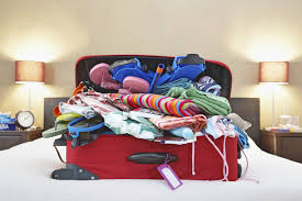 How to avoid overpacking!
