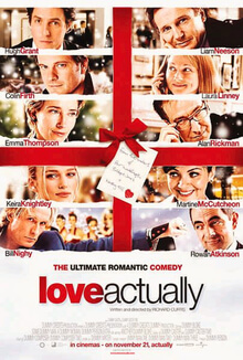 Every Love Actually story-line ranked