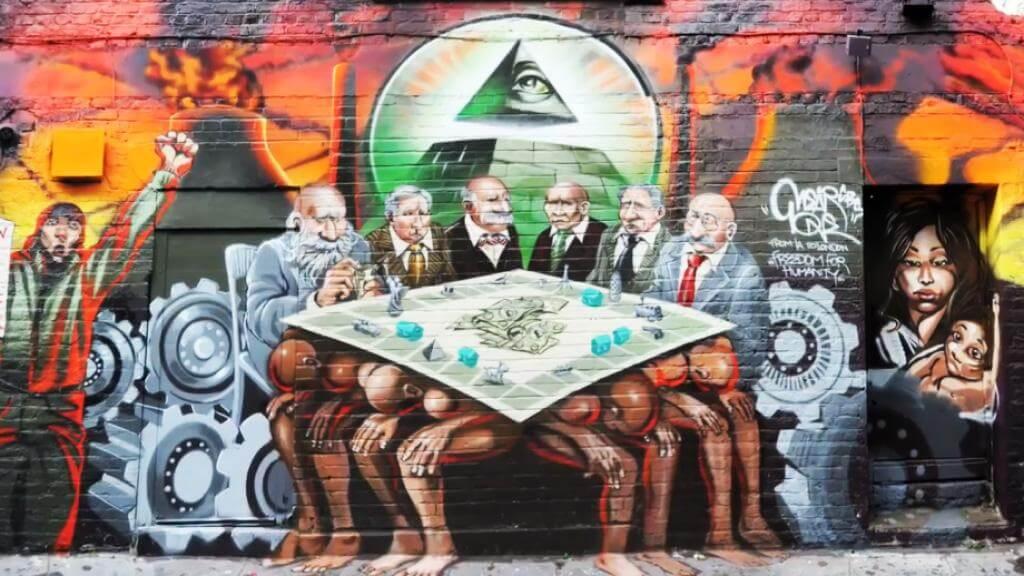 The Rothschild Conspiracy
