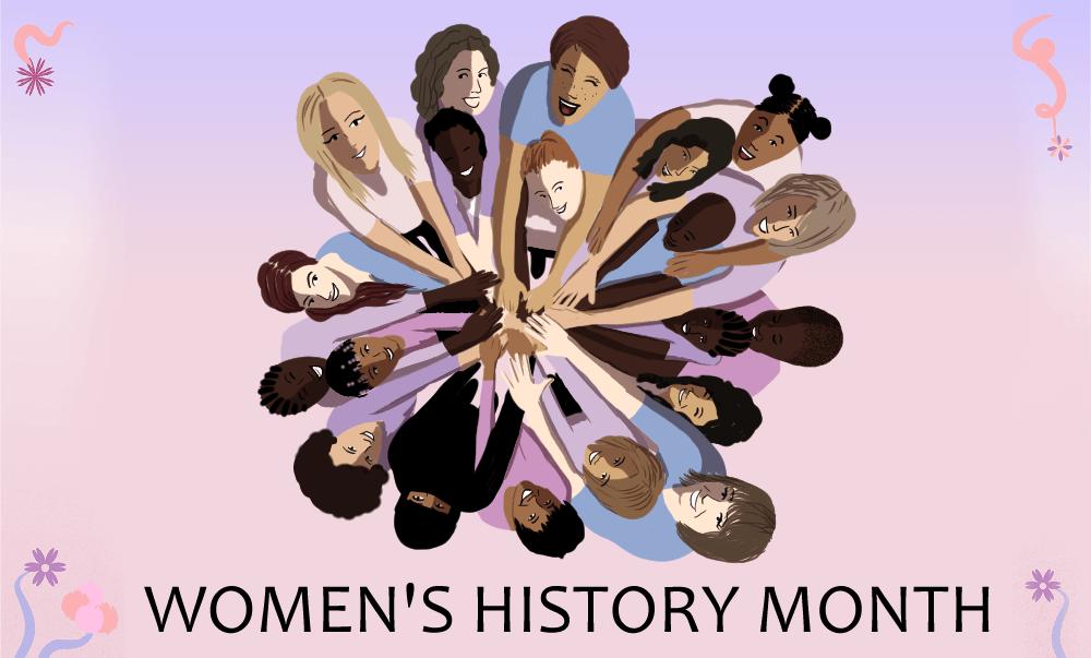 Women's History Month Part 1