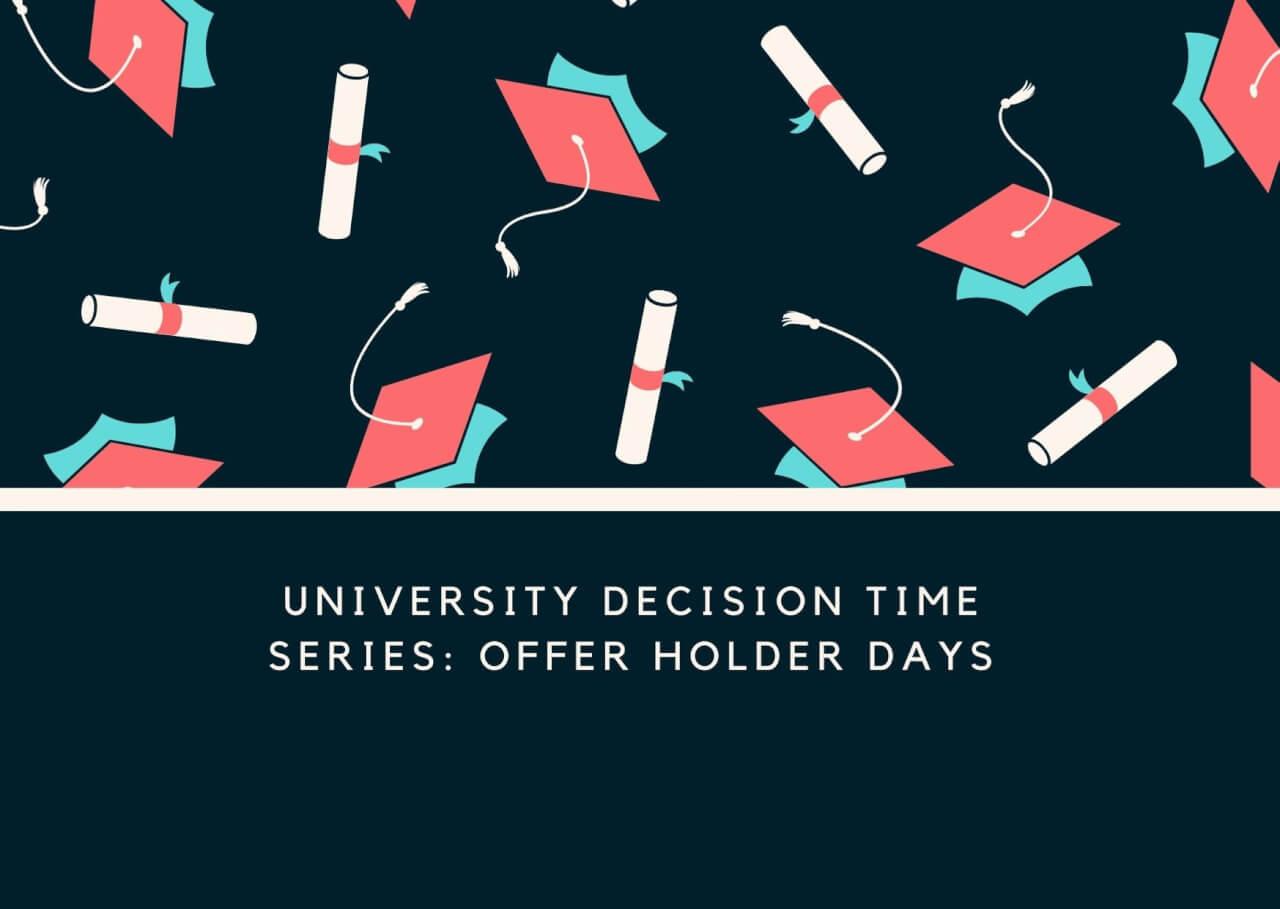 University Decision Time Series: Offer Holder Days