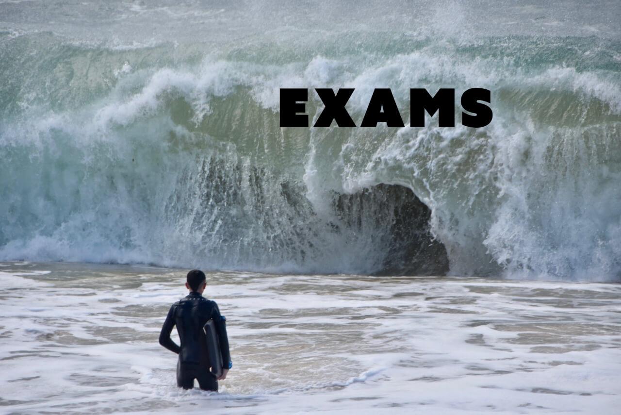 Exams: managing revision