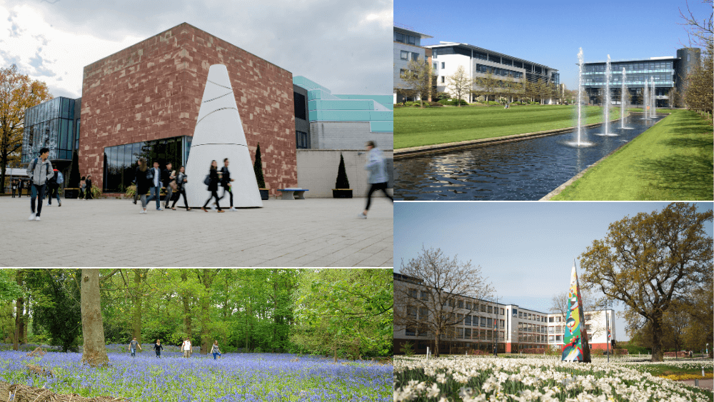 A virtual campus tour of Warwick- Part 1
