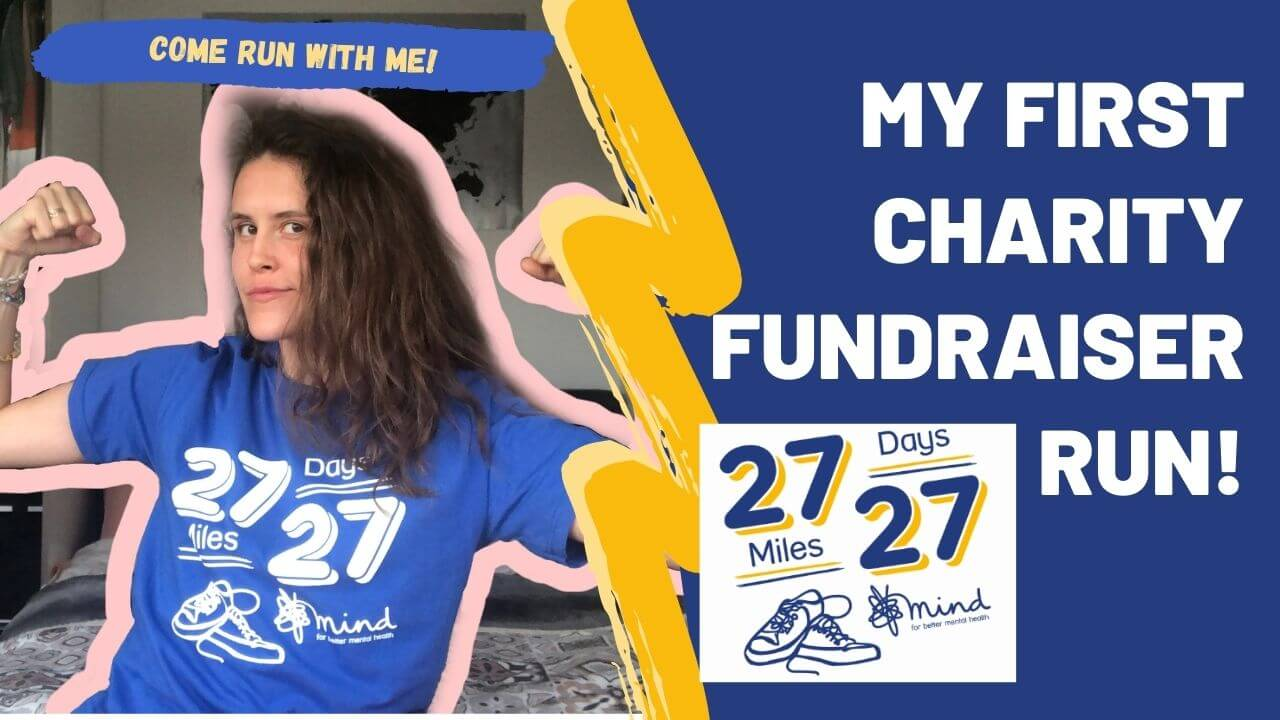 My First Ever Charity Run!