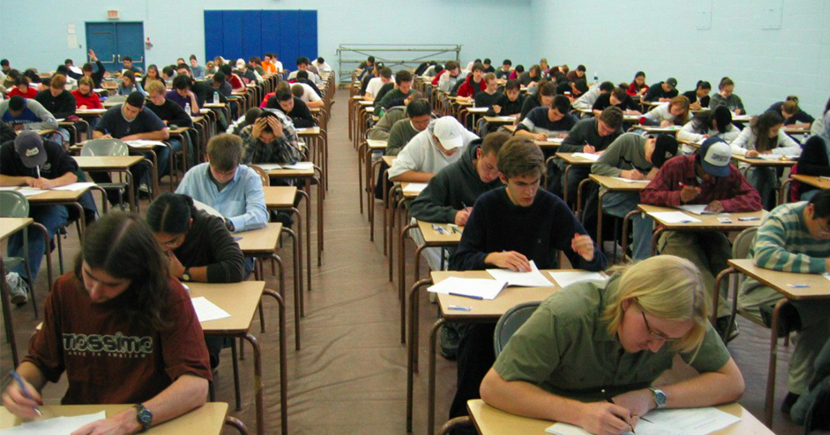 Exam Experience During the Pandemic!