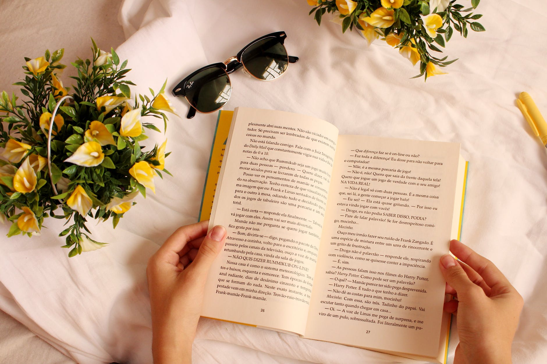 How to Read for Pleasure Again