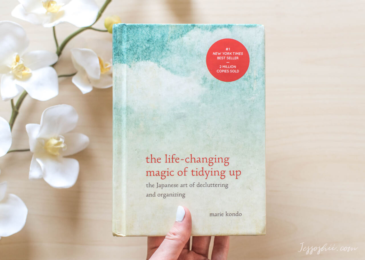 Summer Reading – The Life Changing Magic of Tidying Up